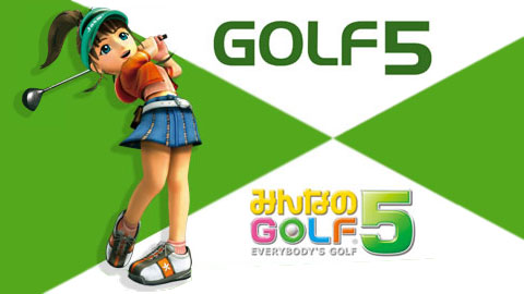 GOLF5 x Minna no Golf 5